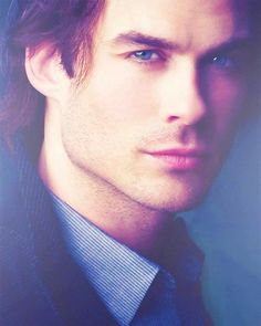 Ian Somerhalder: it is illegal to look this gorgeous. Seriously!
