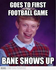 1396d0208b903 89 Best Bad luck Brian meme images