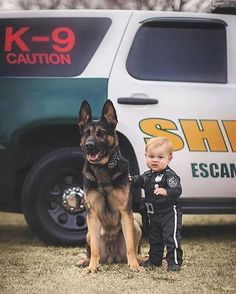 If I don't be an art teacher I've wanted to be a police chief as long as I can remember. Military Working Dogs, Military Dogs, Police Dogs, Cute Puppies, Cute Dogs, Dogs And Puppies, Doggies, Baby Animals, Funny Animals