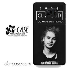 Fat 5seconds Of Summer 5sos Michael Clifford DEAL-4124 Samsung Phonecase Cover For Samsung Galaxy Note 7