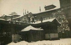 Año 50 gran nevada plaza abastos