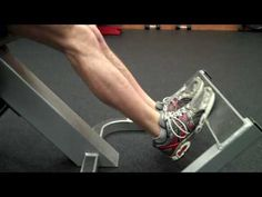 "How To: Donkey Calf Press ""Inside Stance"" (Cybex) Calf Muscle Workout, Muscle Fitness, Health Fitness, Push Pull Legs Program, Big Calves, Calf Exercises, Calf Leg, How To Get Bigger, Exercises"