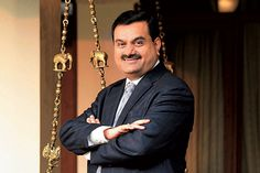 Gautam Adani is founder and chairman of Adani Group a brilliant business man, a great entrepreneur, and a outstanding philantropist.Adani Enterprises Limited is the flagship company of Adani group.