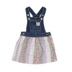 Jordache Toddler Girl Mixed-Print Skirt-All, Size: 4 Years