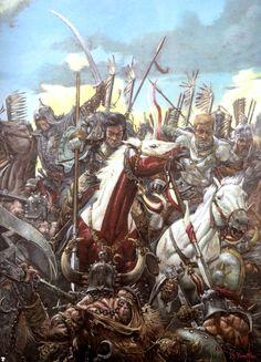Winged Lancers of Kislev
