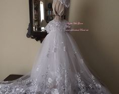 Angela West gown Daisy Louise  limited edition by angelawesthgowns