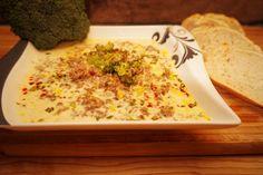 einfache Kaese Brokkoli Lauch Hackfleisch Suppe mit Schmelzkaese Fudge Brownies, Jamie Oliver, Smoothie, Grains, Low Carb, Rice, Recipes, Burger, Soups