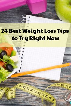 Sometimes the smallest change in our eating habits or food choice can bring results. Read the best 24 weight loss tips confirmed by scientific studies. via @lindaeward