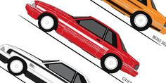 Classics-Inspired Fox Mustang Graphics