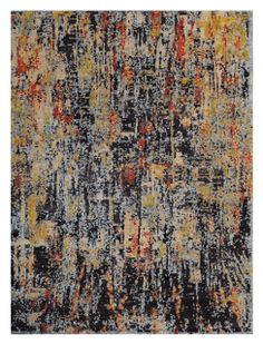 "Wild in the most sophisticated way possible - that's ""Chelsea"" -From our latest exclusive rug collection"