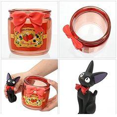 Studio Ghibli Kiki's Delivery Service Flower Pot Cover Jiji's Jam