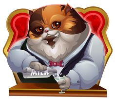Kitty Cabana video slot is available for play at the #casino today!