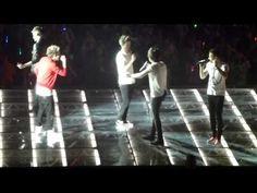 One Direction; Bring It All Back [S Club 7 Cover]. 17/3/13 - Liverpool. HD.