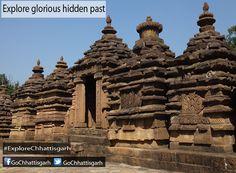 A place where valuable religious treasure reveal a glorious hidden past. #ExploreChhattisgarh