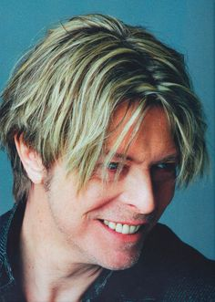 David Bowie, 2003. Photographed by Masayoshi Sukita.