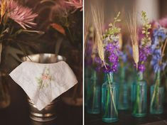 A North Carolina Backyard Wedding: Jennifer + Brad