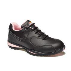 Παπούτσια Ασφαλείας – Ανδρικά - Γυναικεία, παπούτσια Ανατομικά, Αδιάβροχα, Αντιολισθητικά, Αντιστατικά, με ασφάλεια πέλματος και δακτύλων (S1P, S3, S3SRC) και ακόμα μεγαλύτερη ποικιλία σε παπούτσια αθλητικά με ασφάλεια, καθώς επίσης και παπούτσια ελαφριά εργασίας σε μοναδικές τιμές μόνο στην Pegasosafety Θεσσαλονίκη.  Το παπούτσι εργασίας Ohio FD13905 της Dickies είναι σχεδιασμένο για το γυναικείο πέλμα, δίνοντας προσοχή στην σχεδίαση και την άνεση, επιτρέποντας συγχρόνως την αναπνοή του…