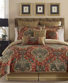 Croscill Orleans Queen Comforter Set