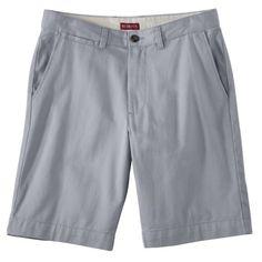 Merona� Men\u0027s Flat Front Twill Chino Shorts - Assorted Colors � Mens ...