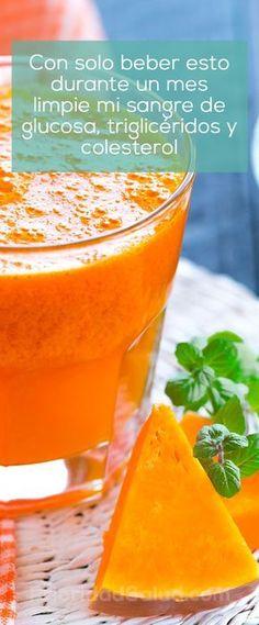 Este remedio natural regula el nivel de azúcar, colesterol, triglecéridos en la sangre. Limpia la sangre, regula la glucosa, controla el colesterol alto.