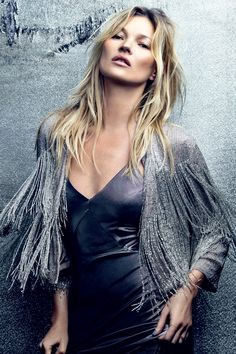 pinterest.com/fra411 #Kate Moss | Photography by Craig McDean | For Vogue Magazine UK | May 2014