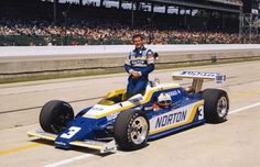 Indy 500 winner 1981: Bobby Unser  Starting Position: 1   Race Time: 3:35:41.780  Chassis/engine: Penske/Cosworth