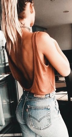 Beautiful Outfit Ideas For Next Summer – fashion beauty – Tenues de mode femmes Looks Street Style, Looks Style, Style Me, Mode Outfits, Casual Outfits, Fashion Outfits, Tank Top Outfits, Diy Outfits, Tank Top Dress