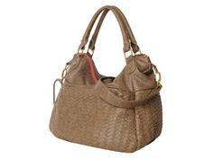 Woven Hobo Bag from Alicia Silverstone on OpenSky