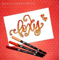 Hand Lettering, Day, Instagram Posts, Design, Calligraphy Art, Handwriting, Design Comics, Hand Drawn Type, Hand Type