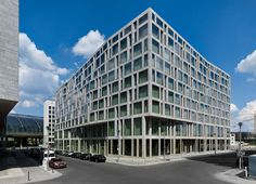 Steigenberger am Kanzleramt, O&O Baukunst