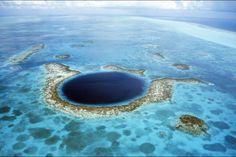 Merveilles de la nature - Toute la beauté du monde : Grand Trou Bleu, Belize