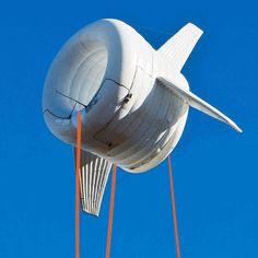 Turbinas aéreas, solución innovadora para generación de energía eólica y comunicaciones WiFi