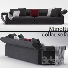 Collar Sofa