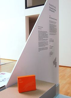 Musterbox beim Designpreis