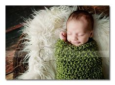 newborn smiling in sleep
