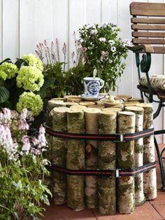 HappyModern.RU | Садовая мебель своими руками — удачные самоделки (58 фото) | http://happymodern.ru