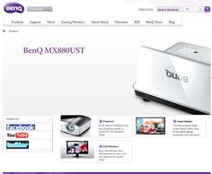 BenQ.us Kickstarts America One Digital Device at a Time