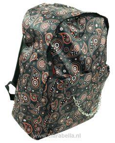 Orange Punk Flower Mix Rucksack  Price: €19.95  http://www.clarabella.nl/accessories/bags/rucksack/mix/orange-punk-flower-mix-rucksack/   15% discount on EVERYTHING in our store. Sign up here to receive your personal discount code:http://eepurl.com/boSy7H