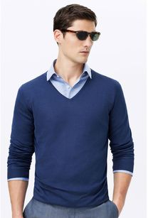 Nuance de bleue Zara