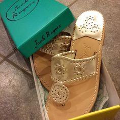 New shoes! #lovemyjacks