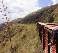 """El Encanto, Miranda, Venezuela. Ruta Tren El Encanto o Gran Ferrocarril de Venezuela -o Ferrocarril Alemán-. El de los """"vagones fantasmas"""". #trekking #rutas #ecoturismo #venezuela #trenelencanto"""