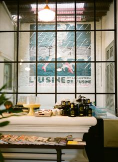 Love L'Usine.....great coffee, food and ambience...District 1, Ho Chi Minh City