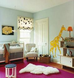 5 Timeless Nurseries