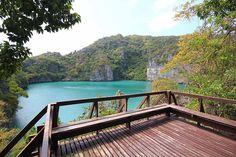 Emerald Lake Koh Samui National Park