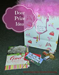 Ideas For Giving Away Door Prizes tags for door prizes baby shower yahoo image search results Are You Looking For A Great Womens Ministry Door Prize Idea Do You Have A