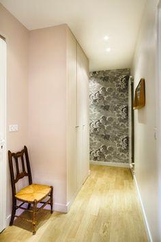 Travail sur les couleurs et le papier peint - contemporain - Couloir - Other Metro - JPDAPapier peint Nuvole de Cole and son