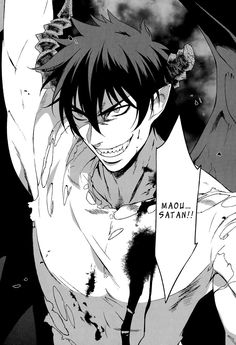 Maou/Satan from The Devil is a Part-Timer