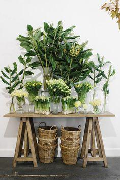 Fleur McHarg – her floral concept store in Melbourne's Armadale, (via Fleur McHarg   Florist   Est Magazine)