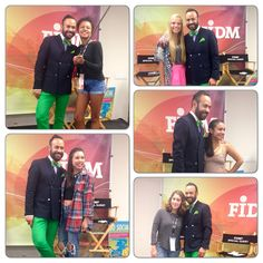 """Nick Verreos: NICK APPEARANCES.....FIDM San Francisco 2015 """"3 Days of Fashion"""", Special Guest Appearance: Blog Recap!"""