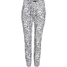 Broek, Print pants - Costes